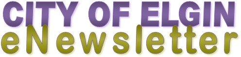 City of Elgin eNews