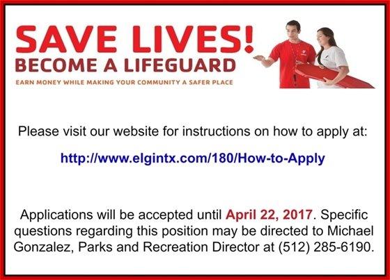 Become a Lifeguard